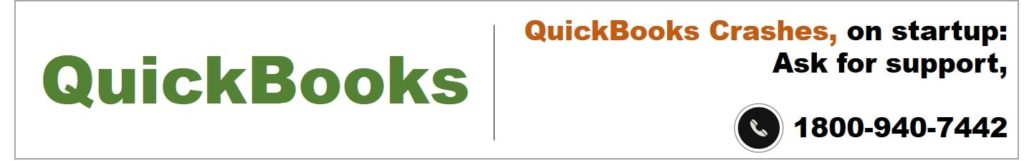 Quickbooks freezes on startup