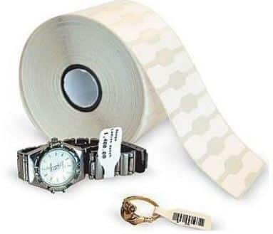 POS Jewellery tags