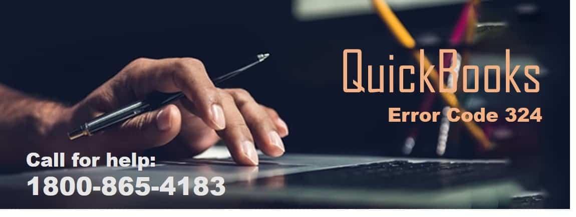Error code 324 QuickBooks