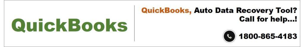 QuickBooks auto data recovery tool