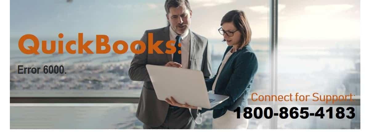 QuickBooks error 6000