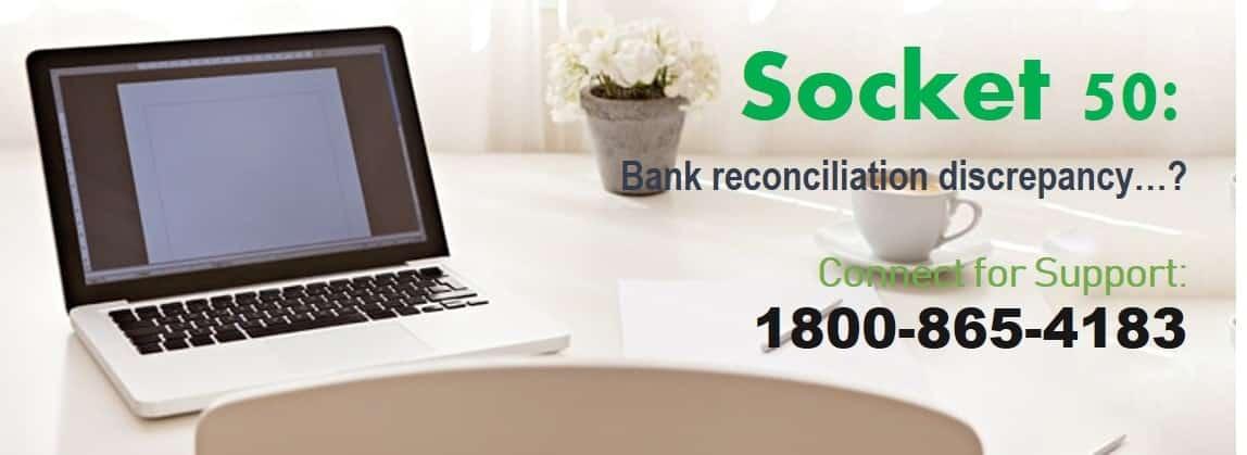 Sage 50 Bank Reconciliation Discrepancy