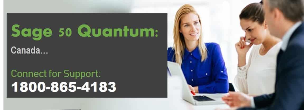 Sage 50 Quantum Canada