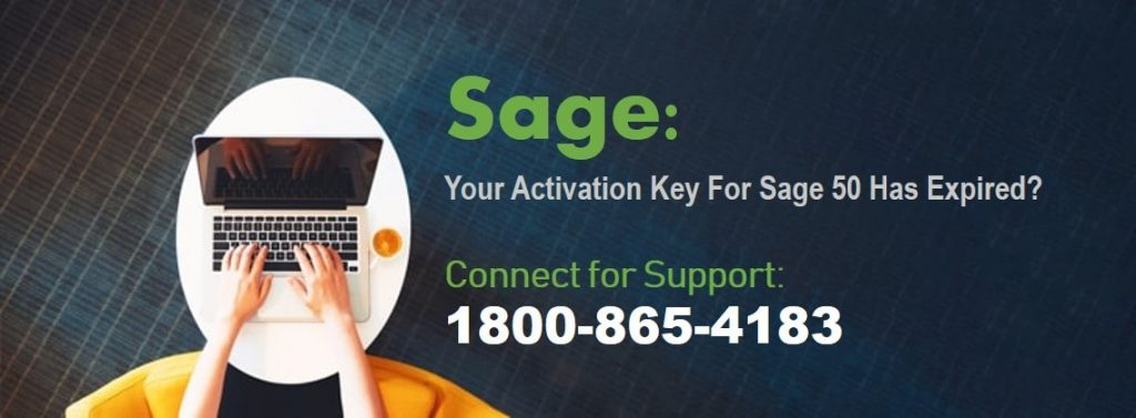 Your Activation Key For Sage 50 Has Expired