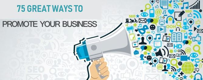 promote your small business for free