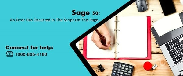 An Error Has Occurred In The Script On This Page Sage 50
