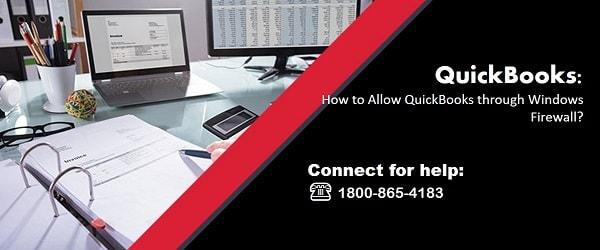 How to Allow QuickBooks through Windows Firewall