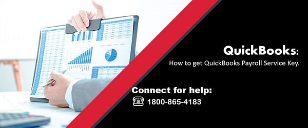 How to get QuickBooks Payroll Service Key