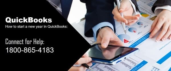 How to start a new year in QuickBooks