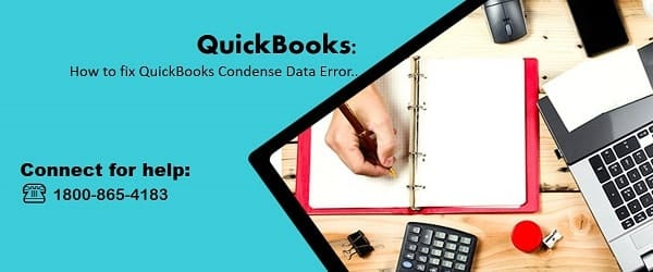 QuickBooks Condense Data Error