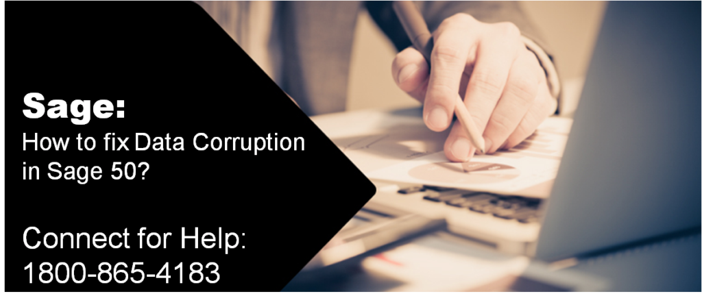 How to Fix Data Corruption in Sage 50?