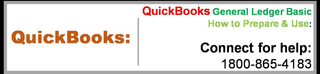 QuickBooks General Ledger Basic