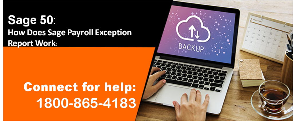 Sage Payroll Exception Report Work