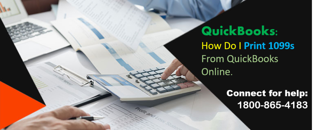 Print 1099S from QuickBooks