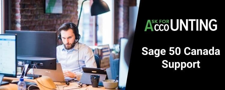 Sage 50 Canada Support