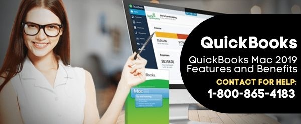 QuickBooks Mac 2019 Features and Benefits