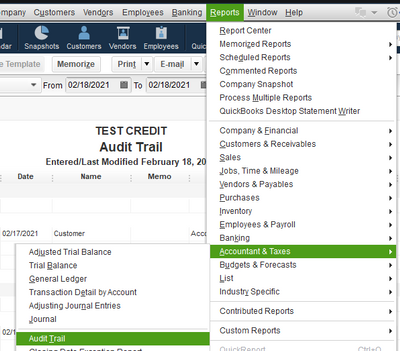 Recover a Deleted Invoice in QuickBooks