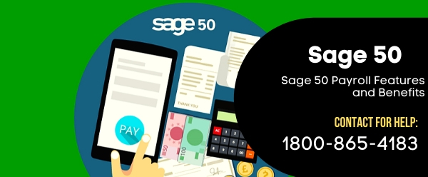 Sage 50 Payroll Features and Benefits