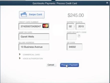 credit card processing 1