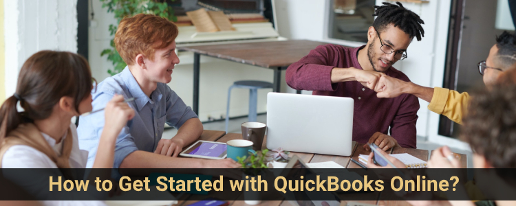 Get Started with QuickBooks Online