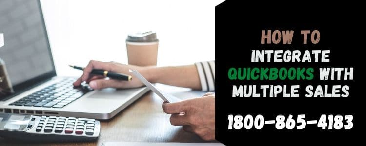 Integrate QuickBooks with Multiple Sales
