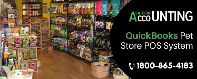 QuickBooks Pet Store POS System