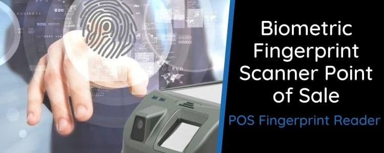 POS Fingerprint Reader