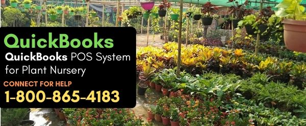 QuickBooks POS System for Plant Nursery