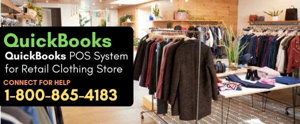 POS System for Retail Clothing Store
