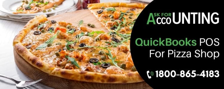 QuickBooks Pizza Shop POS Support