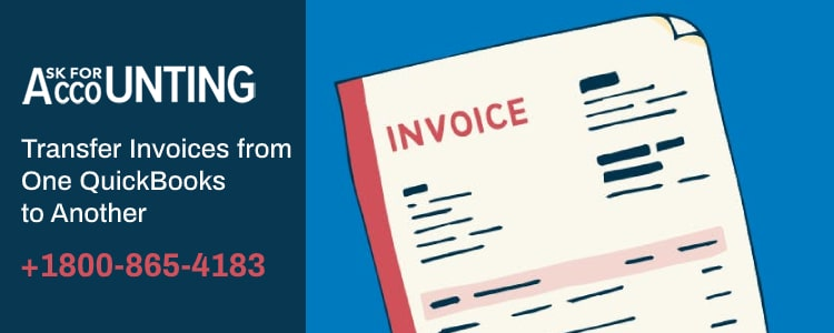 Transfer Invoices from One QuickBooks to Another