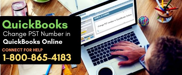 Change PST Number in QuickBooks Online