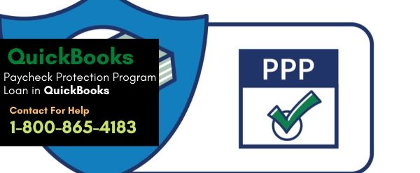 Paycheck Protection Program loan in QuickBooks
