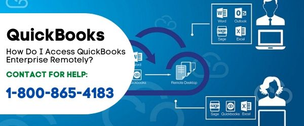 Access QuickBooks Enterprise Remotely