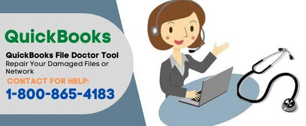 QuickBooks File Doctor Tool: Repair Your Damaged Files or Network