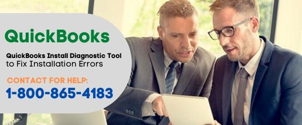 QuickBooks Install Diagnostic Tool to Fix Installation Errors