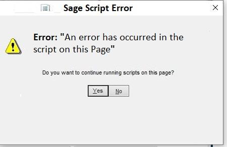 Sage script error