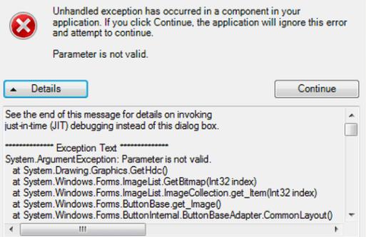 System Exception Errors in QuickBooks Desktop