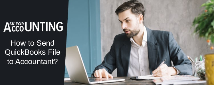 Send QuickBooks File to Accountant
