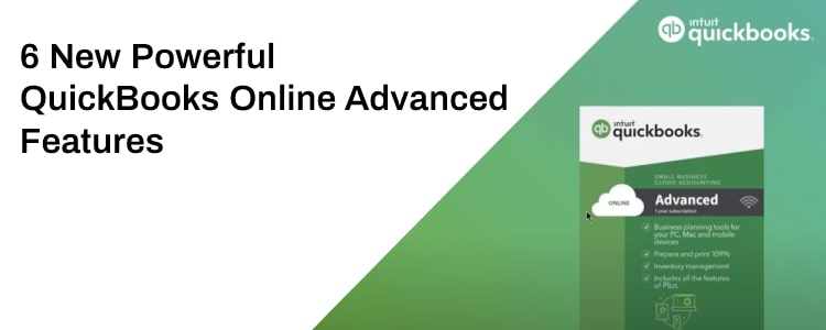 Powerful QuickBooks Online Advanced Features