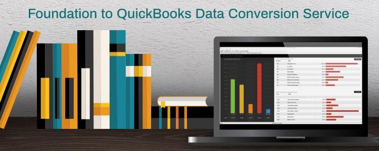 Foundation to QuickBooks Data Conversion