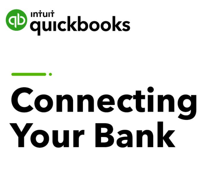 quickbooks connect bank