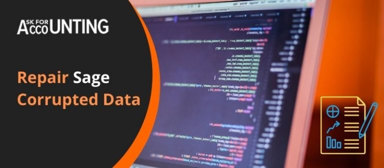 Sage Data Corruption Repair